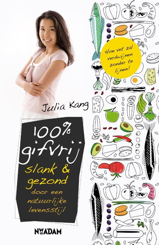 Julia Kang ontdekte dat haar gewichtstoename kwam van synthetische stoffen in onze voeding en verzorgingsproducten. Erg interessant!